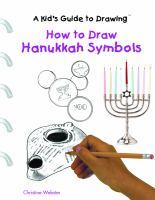 How to Draw Hanukkah Symbols