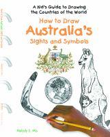 How to Draw Australia's Sights and Symbols
