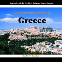A Primary Source Guide to Greece