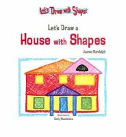 Let's Draw A House With Shapes
