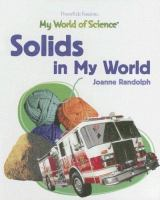 Solids in My World