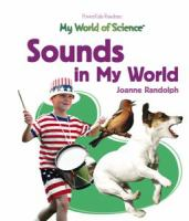 Sounds in My World