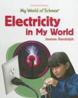 Electricity in My World
