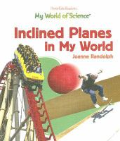 Inclined Planes in My World