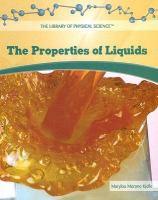 The Properties of Liquids