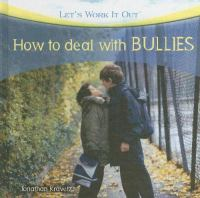 How to Deal With Bullies