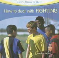How to Deal With Fighting