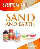 Making Art With Sand and Earth