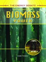 Pros and Cons of Biomass Power