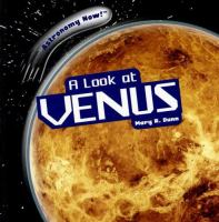 A Look at Venus