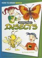 Drawing Manga Insects