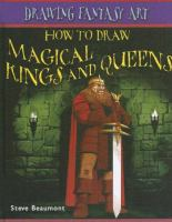 How to Draw Magical Kings and Queens