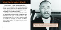 Meet Martin Luther King Jr