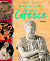 How People Lived in Ancient Greece