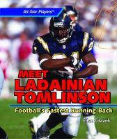 Meet LaDainian Tomlinson
