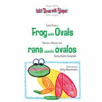 Let's Draw A Frog With Ovals