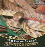 What Can We Do About Invasive Species?