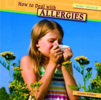 How To Deal With Allergies