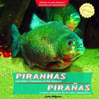Piranhas and Other Creatures of the Amazon