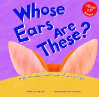 Whose Ears Are These?