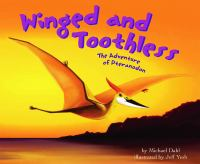 Winged and Toothless