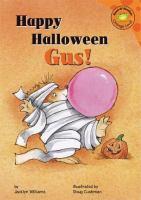 Happy Halloween, Gus!