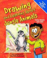 Drawing and Learning About Jungle Animals