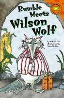 Rumble Meets Wilson Wolf