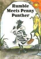 Rumble Meets Penny Panther