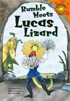 Rumble Meets Lucas Lizard