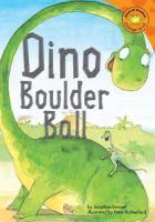 Dino Boulder Ball