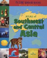Atlas of Southwest and Central Asia