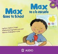 Max Goes to School