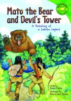 Mato the Bear and Devil's Tower