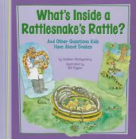 What's Inside A Rattlesnake's Rattle?