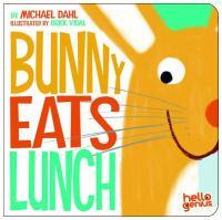 Bunny Eats Lunch
