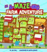 A-maze-ing Farm Adventure