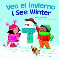 Veo el invierno