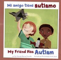 Mi Amigo Tiene Autismo