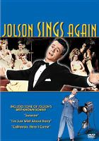 Jolson Sings Again