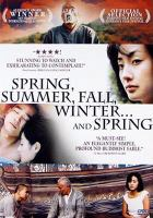 Spring, summer, fall, winter-- and spring