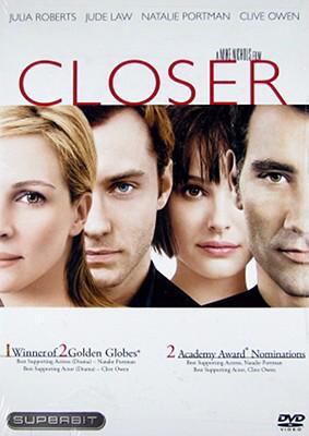 Cover image for Closer