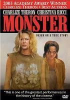 Monster(DVD,RESTRICTED)