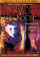 The Devil's backbone [videorecording (DVD)] = El espinazo del Diablo