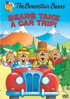Bears Take A Car Trip