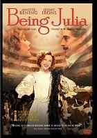 Being Julia [dvd]