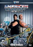 American Chopper, the Series