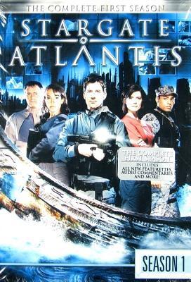 Cover image for Stargate Atlantis