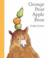 Orange, Pear, Apple, Bear