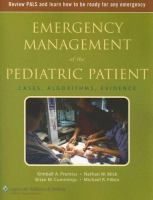 Emergency Management of the Pediatric Patient